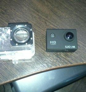 Экш камера HD 1080p SJCAM