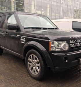 Land Rover Discovery 2.7 дизель 190 л.с 2012 г