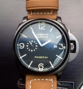 Оригинальные часы luminor marina