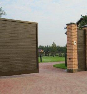 Рольставни и ворота
