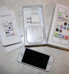 Продам iPhone 5s 16gb и 5s 32gb