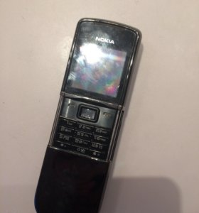 Nokia 8800 сирокко