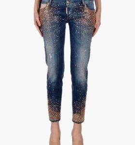 Новые оригинальные джинсы Dsquared