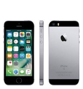 iPhone se 32gb на гарантии до июля.