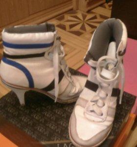 Обувь 37р 4 пары за 100руб