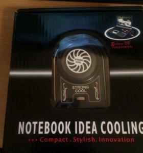 Cooler (новая)охлаждение для ноутбука USB