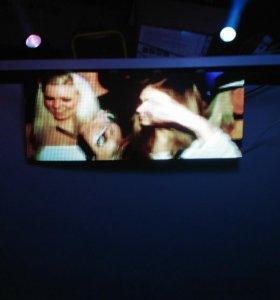 DJ RGB LED видео экран мобильный