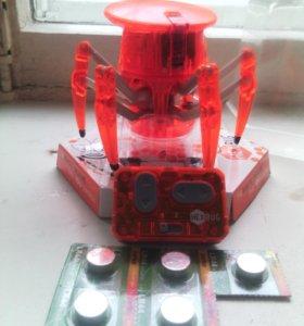 Hex bug spider