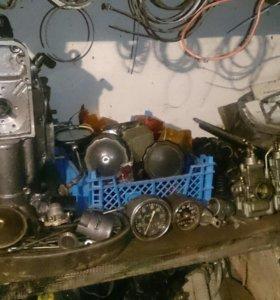 Запчасти для мотоциклов Урал - Днепр