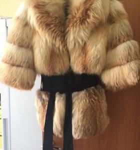 Шубка лисичка Fur Natural