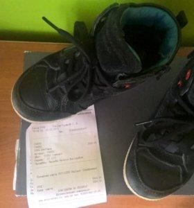 Ботинки ecco christer gore-TEX 27 р