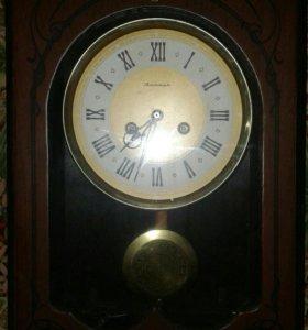 """Часы """"Янтарь """"с боем"""