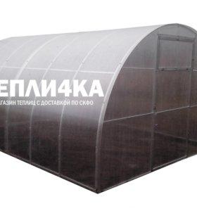 Теплица готовая Агролюкс 3*10, 6 мм