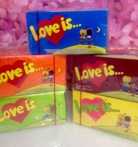Love is... в наличии