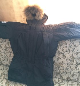 Куртка зимняя Баск Антарктика