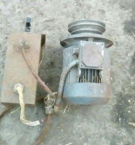 Илектро двигатель