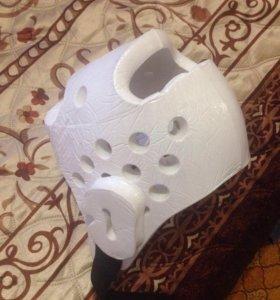 Защитный шлем для тэквондо