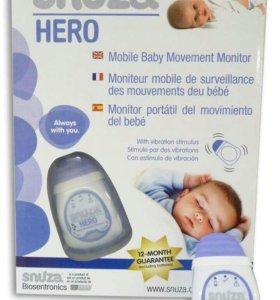 Монитор дыхания +запасная батарея