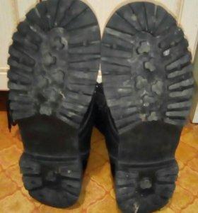"""Ботинки типа""""гриндэрс"""""""