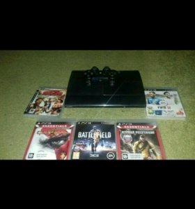 Playstation 3+игры