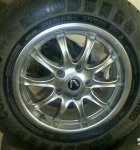 Зимние колеса r 15