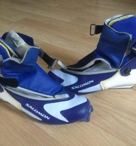Лыжные ботинки р.47