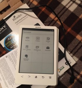 Электронная книга Sony prs t3