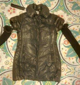 Жилет-куртка