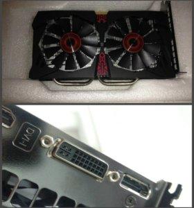 ASUS GTX750TI 2GB STRIX EDITION