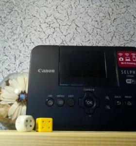 Компактный фото принтер