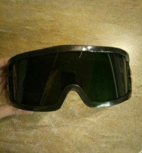 Очки для сварки, газорезки,ультрафижн