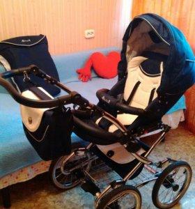 Детская коляска 2в1 Парусок