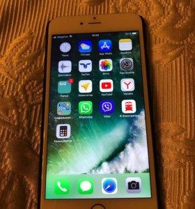Айфон 6+ 64 гб продам или обменяю