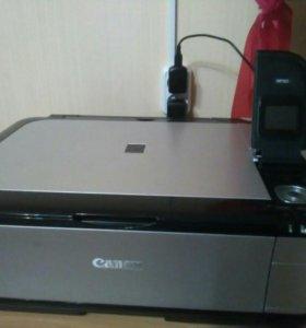 Принтер canon MP550