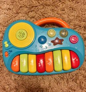 Пианино Baby go