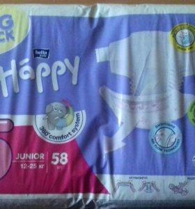 Детские Памперсы Bella Happy Junior 5