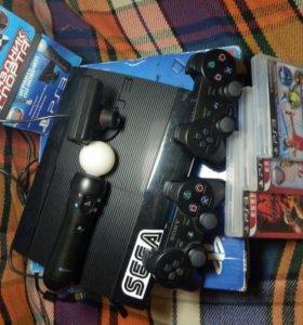 PS3 super slim 12gb