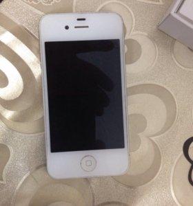 iPhone 4s 8GB и IPhone 4s 16GB