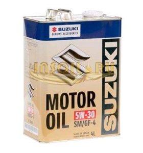 Масло моторное SUZUKI MOTOR OIL 5W-30, 4л.