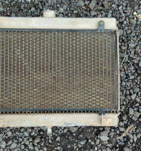 Радиатор охлаждения, квадрик, SUZUKI