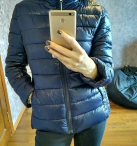 Куртка-пуховик. Новая.