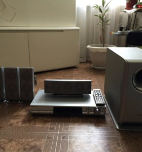 Аудио система домашнего кинотеатра Panasonic