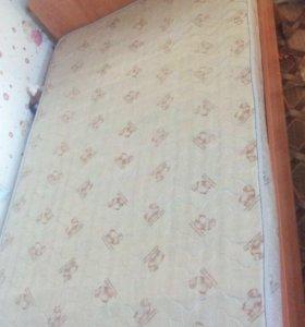 Кровать 1,5ка