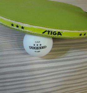 Профиссиональная ракетка для настольного тенниса