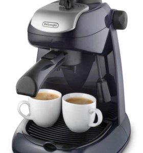 Кофеварка бойлерная DeLonghi EC 7