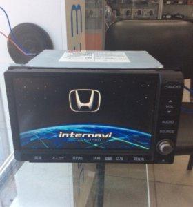 Штатная автомагнитола для автомобиля Honda