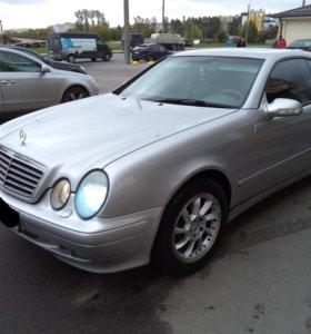 Mercedes-Benz CLK-Класс, 2000