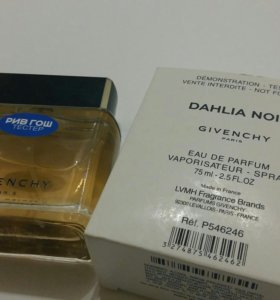 Givenchy Dahlia Noir edp 75ml живанши тестер