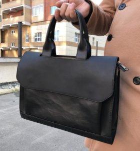 Мужская бизнес сумка, новая