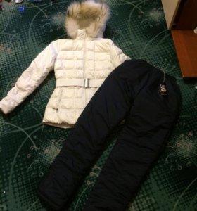 Новый зимний й костюм